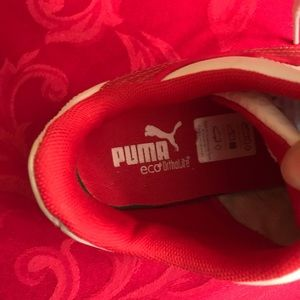 Puma Shoes - Limited Edition Ferrari pumas